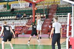 03.10.2021 - Juniorzy: Nawrot Śląsk Wrocław - Gimbasket Wrocław