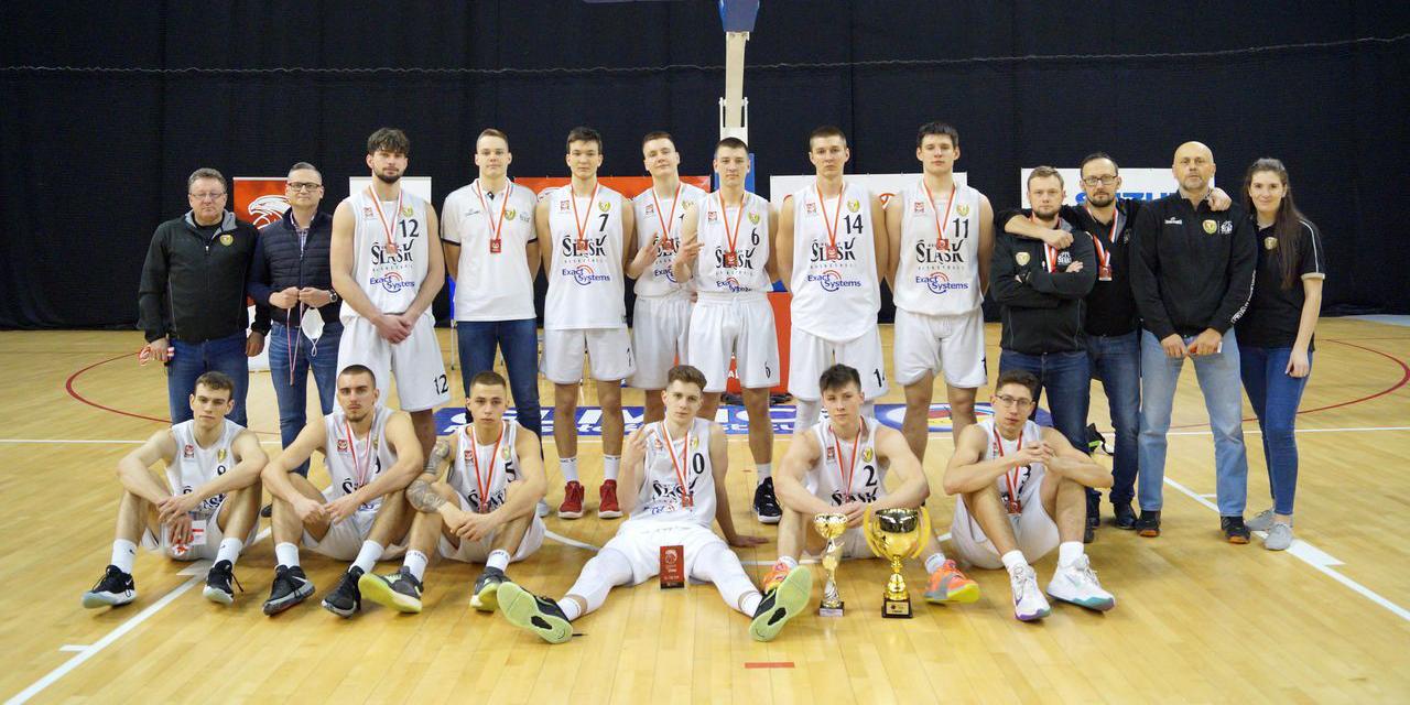 exact-systems-slask-wroclaw-srebrnym-medalista-mistrzostw-polski-u19